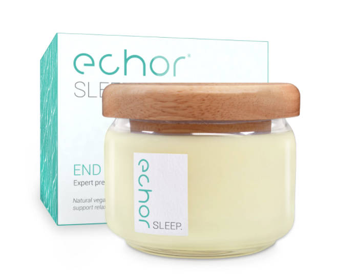 Echor relaxation candle