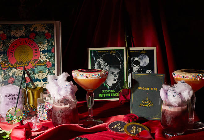 The Ghoul Gang cocktail kit brings Insta-worthy cocktails to you
