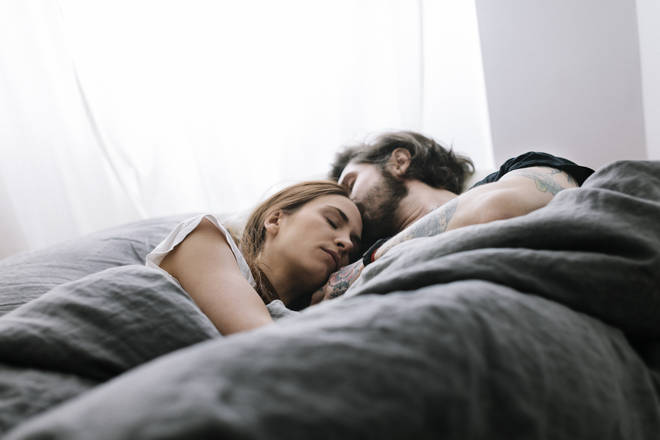 The pill could be the answer to a good nights sleep for you and your partner