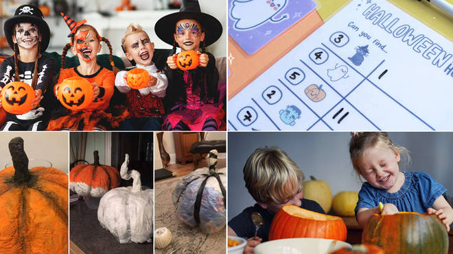 This is how you can get creative with your kids this Halloween