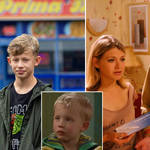 Dylan has returned to Coronation Street