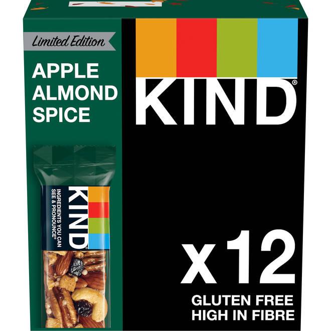 KIND bars limited edition