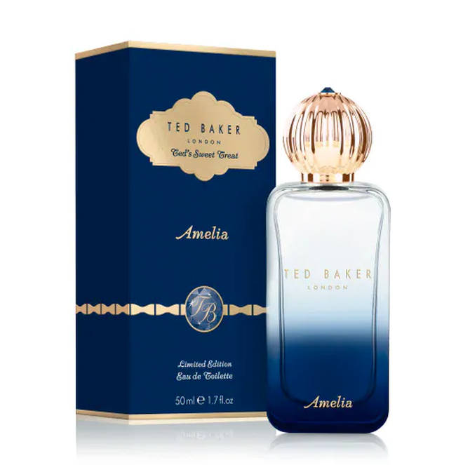 Ted Baker's Amelia scent