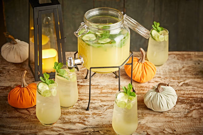 This Halloween punch will impress your guests