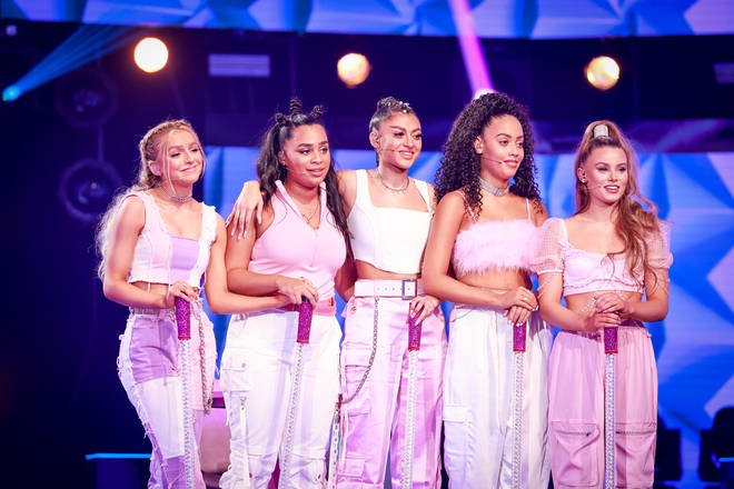 Dance girl group Melladaze on Little Mix: The Search