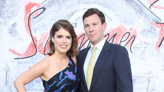 Princess Eugenie has chosen her wedding cake