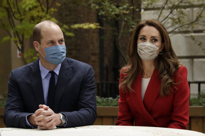Prince William is believed to have kept the positive test results private to not 'worry anyone'