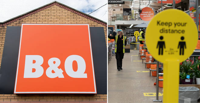 Will B&Q stay open during lockdown?