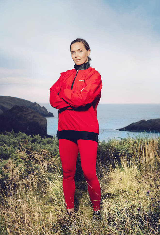 Victoria Pendleton is taking part in Don't Rock The Boat