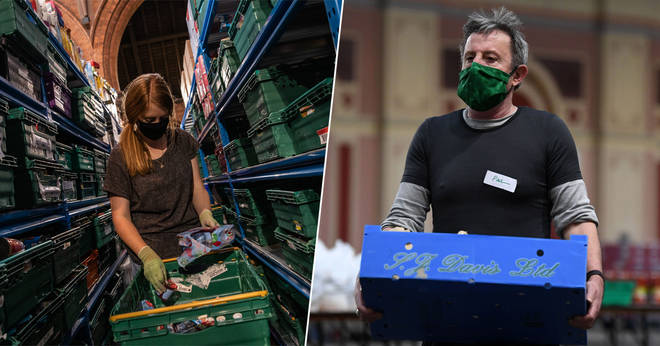 Find out where your local food bank is