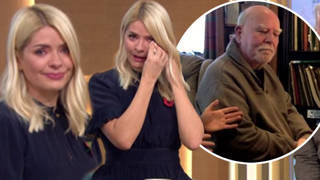 Holly Willoughby in tears over dementia sufferer's viral improvisation piano story