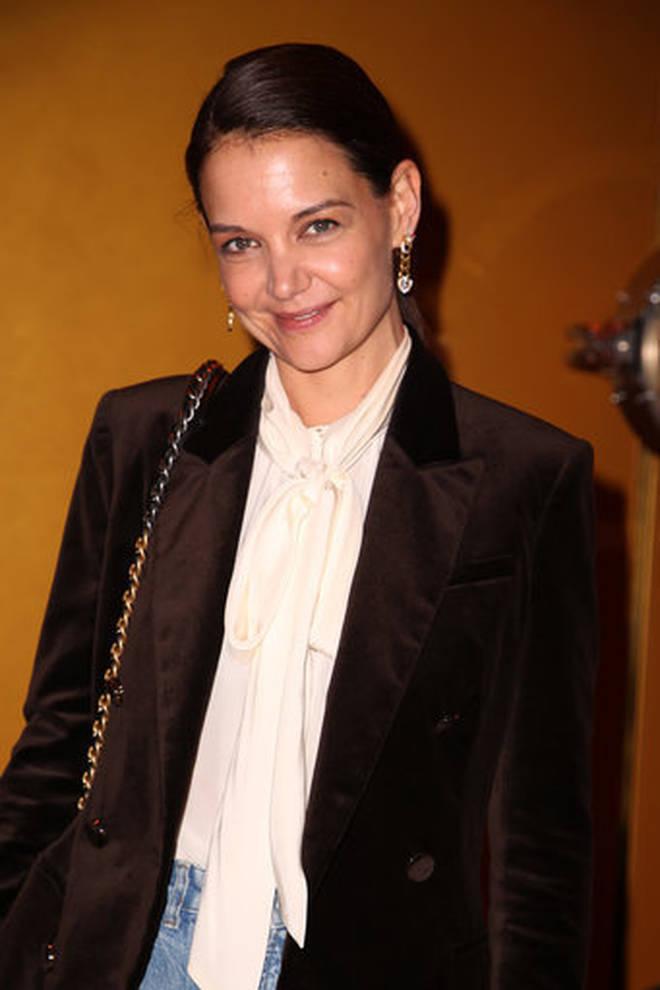 Katie Holmes played Joey