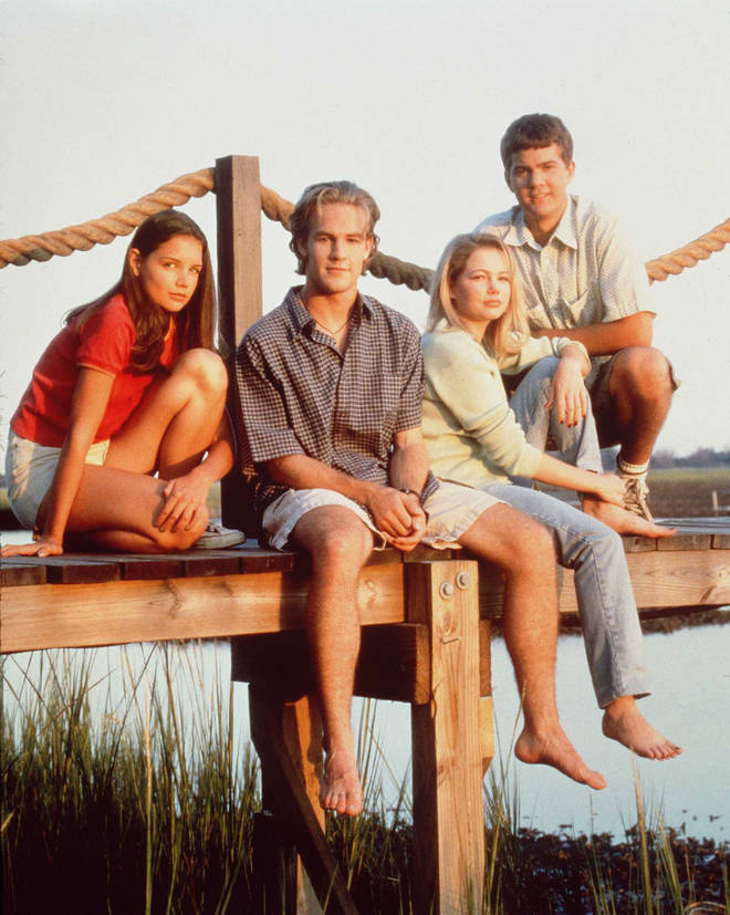 Dawson's Creek first aired in 1998