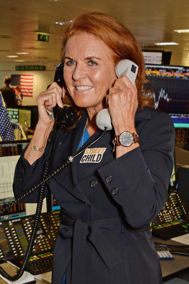 Sarah Ferguson has proved there's no end to her talents with a string of high profile jobs