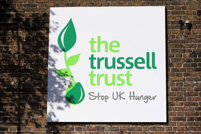 You can find your closest food bank on the Trussell Trust website