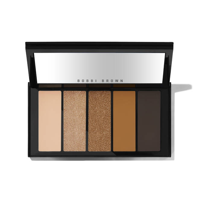 Bobbi Brown's Ember eyeshadow pallete