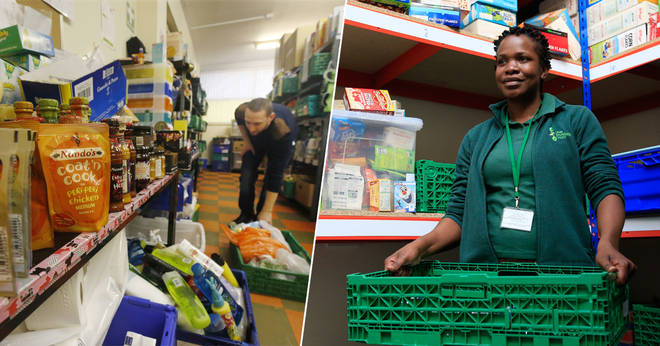 How to donate to your local food bank