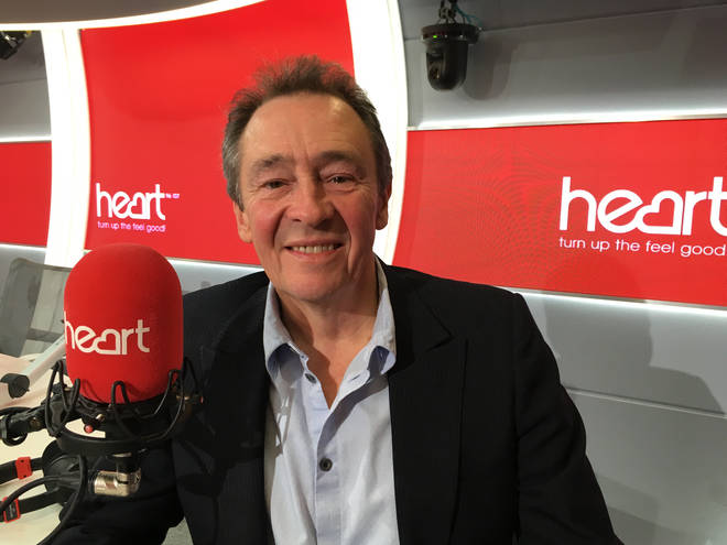 Paul Whitehouse visited Heart to talk about Only Fools And Horses the musical