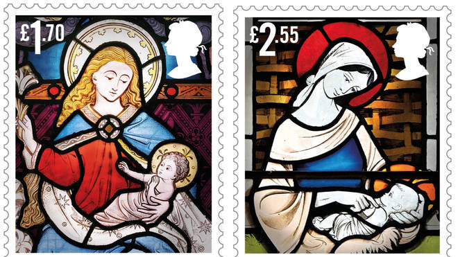 The stamps will be available to buy from Tuesday, November 4