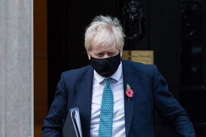 Boris Johnson announced universities will remain open