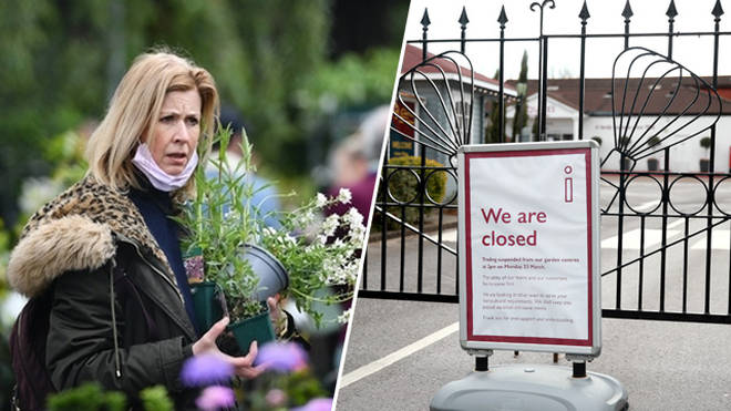 Are Garden Centres Open During Lockdown In England Heart