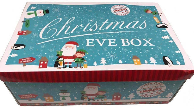 Christmas Eve boxes have become a recent tradition