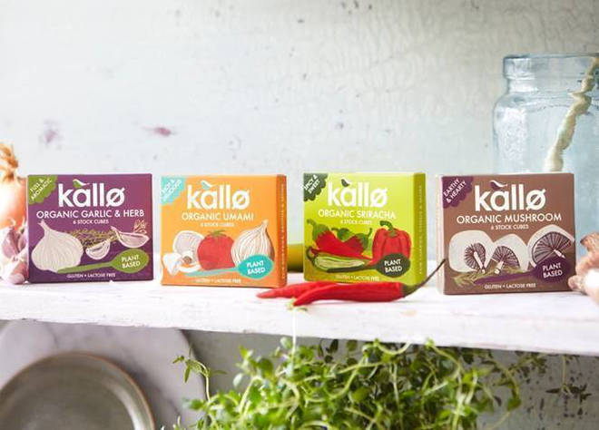 Kallo stock cubes