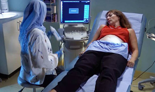 Rainie found out she wasn't pregnant on EastEnders