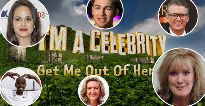 The full I'm A Celeb line-up has reportedly been revealed