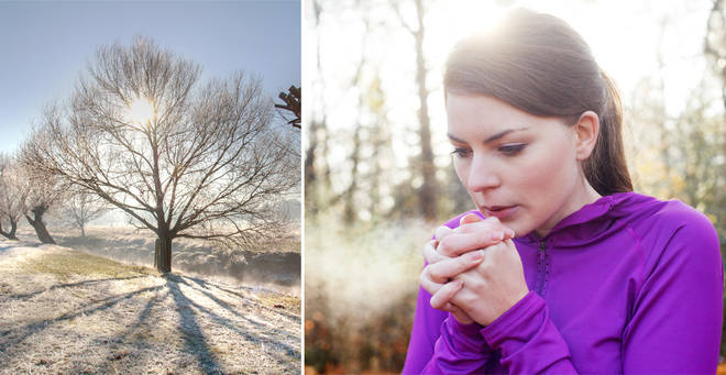 The winter chill is settling in (stock images)