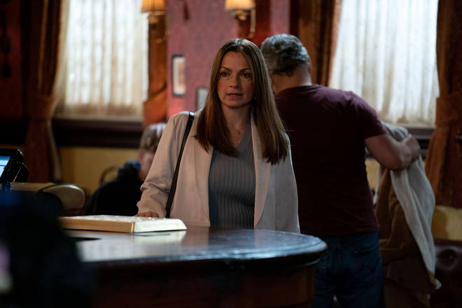 Katy Lewis arrives in EastEnders on Friday (November, 6)