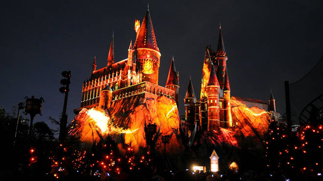 A new rollercoaster experience is coming to Universal Orlando's Wizarding World of Harry Potter