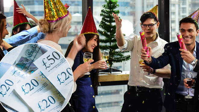 Bosses are being urged to give their employees a work bonus this year