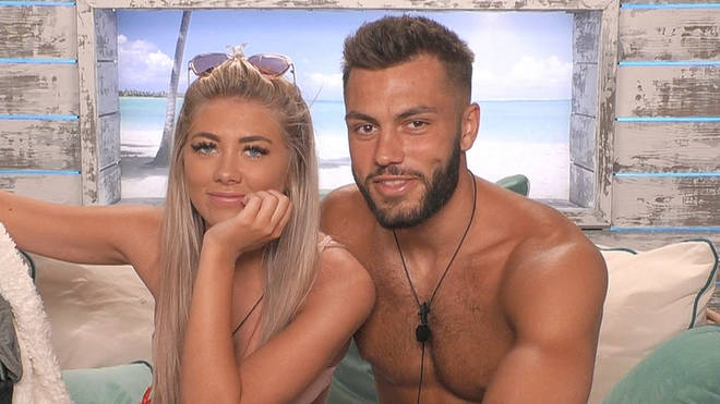 Paige and Finn won Love Island in 2020