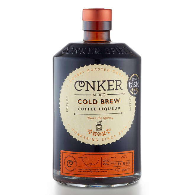 Conker Cold Brew