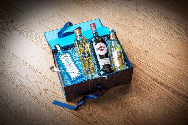 Winter Laverstoke Cocktail Hamper