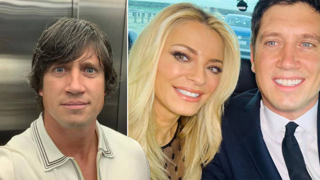 Vernon Kay is taking part in I'm A Celeb