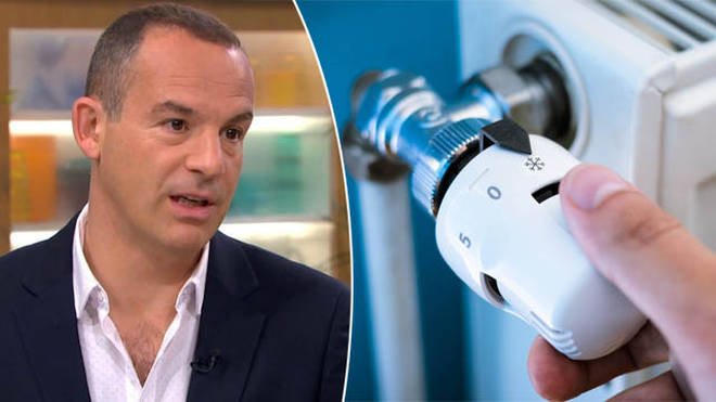 Martin Lewis has given advice on heating bills