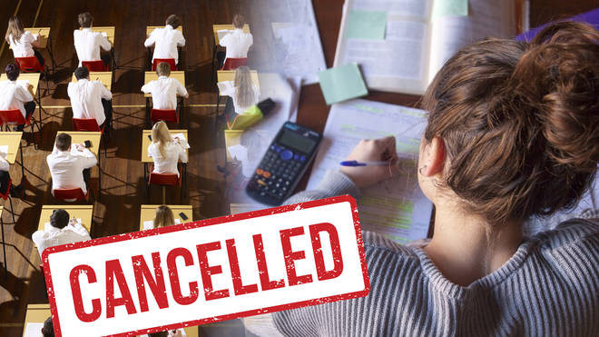 Exams in Wales have been cancelled in 2021