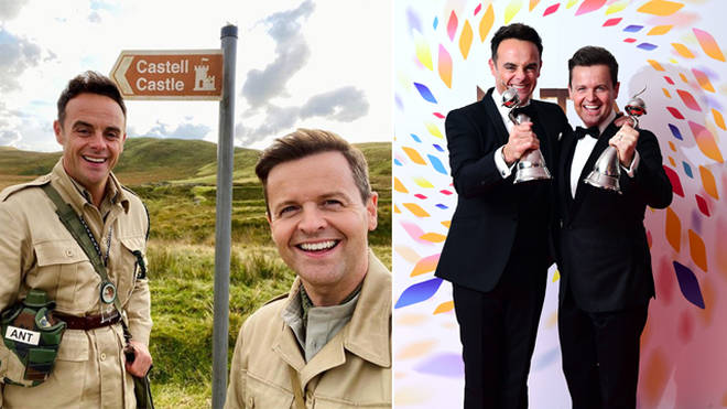 How Much Are Ant Mcpartlin And Declan Donnelly Worth Heart