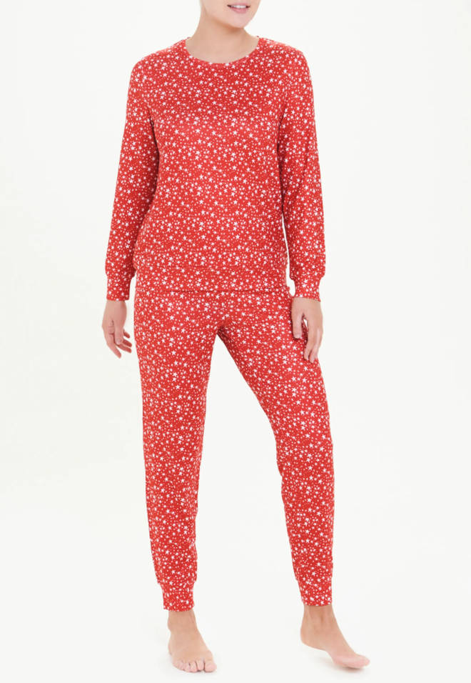 Star Print Pyjamas by Matalan, £16.00
