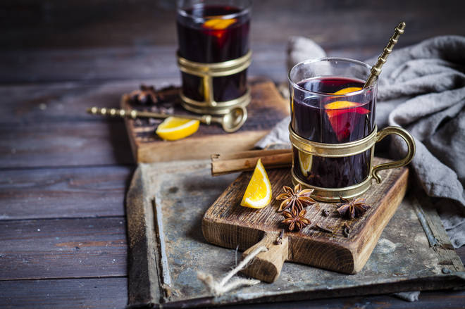 Mulled wine is actually quite simple to make