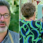 Marc was eliminated from the Bake Off last night