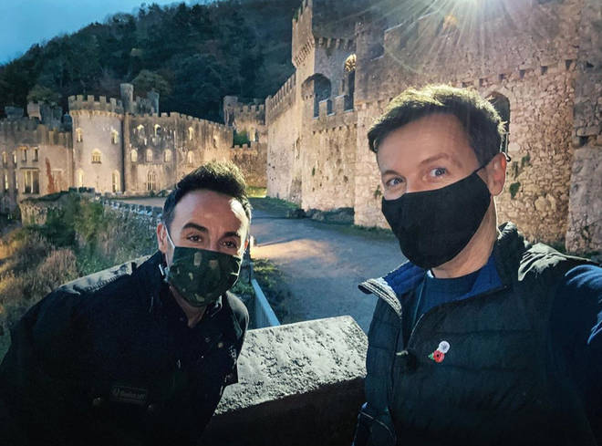 Ant and Dec will be hosting the new series from a castle in Wales