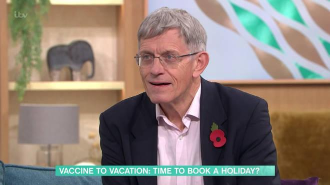 Simon Calder warned the public against booking long haul flights