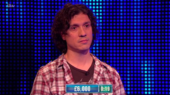 Darragh Ennis appeared on The Chase in 2017