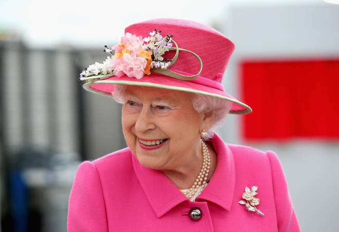 The Queen will celebrate 70 years on the throne in 2022