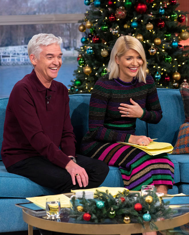 ITV have announced that This Morning will air on Christmas Day