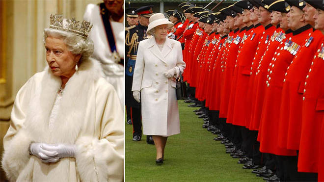 The Queen's platinum jubilee will be celebrated in 2022