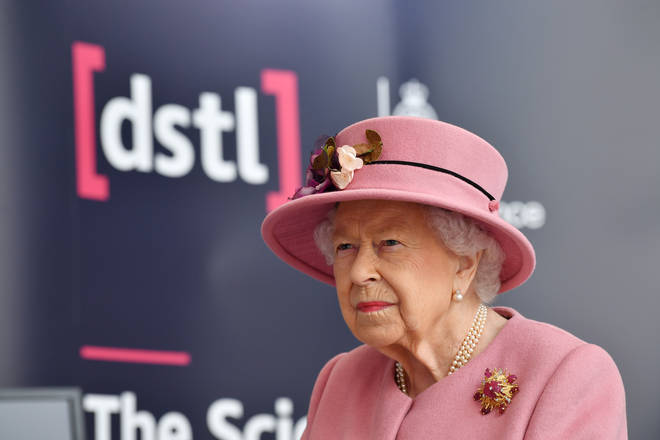 The Queen would be in the second priority group for the vaccine